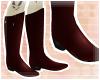 ~<3 Mikasa's Boots