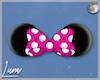 𝕯| Minnie Ears Pink