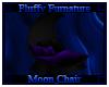 Fluffy Moon Chair