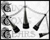 TTT Chrome Chain Horns