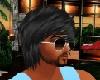 gio black hair