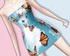 ✰ Butterfly dress ✰
