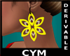 Cym Retro Earrings Derv1