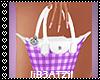 B! Lilac Kawaii Bag