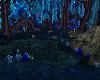 blue fairy spring