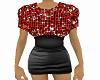 Sequin Dress Belt