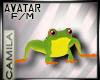 !Mini Frog 2 Avatar F/M