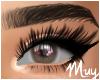 m. Subtle grey eyes