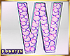 ♡ Balloon Mosaic 'W'