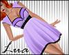 ☽ Pin up Purple Cake