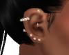 Ear Cuff F Earring