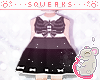 [S] Kids Skeleton Dress