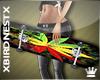 BN Skateboard Female 420