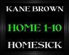 Kane Brown~Homesick
