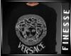 Black Versace Sweater