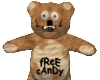 *PP Free Candy Bear Pet