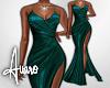 Evening Gown ~ Green 10