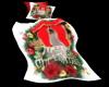 Wreath Snuggle Blanket