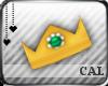 [c] Princess Daisy Crown