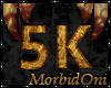Oni: 5k Support