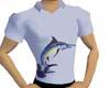 marlin  shirt