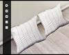 Grid pillows