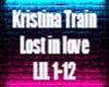 Kristina Train lost in l