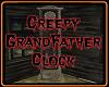 Creepy Grandfather Clock