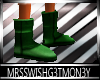 GREEN UGGS MALE