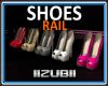 CLOSET Shoes Rail