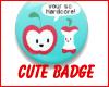 *Your So Hardcore Badge*