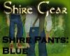 Shire Pants Blue