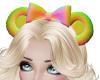 Bear Ears with Bow