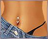 💕 6 Karat belly-rings