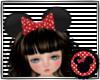KIDS minnie mouse ears