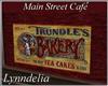 ~L~ Cafe-Vintage Sign 3