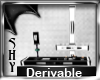 Derv UnHoly Candle Shelf