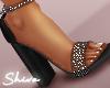 $ Princess Black Shoes