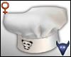Panda Chef hat (f)