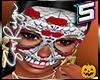 ! Los Muertos Mask F