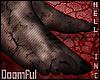 × Charred Feet