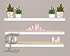 -E- Shelves