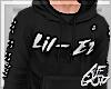 """Ⱥ"""" Lil-EZ Hoodie"""