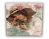 Victorian Lady Canvas