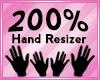 Hand Scaler 200%