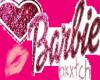 BarbieBxxtch WallSticker