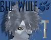 Blu Wulf Tail