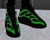 *green* Azael