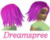 Pink Love Faery Hair