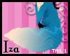 [iza] Blue Fox tail 1